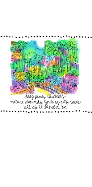 Watercolor (30a) Art | bharris Art, LLC
