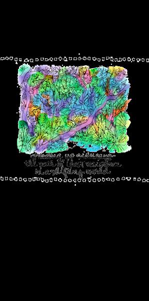 Sand Live Oak Grove Art | bharris Art, LLC