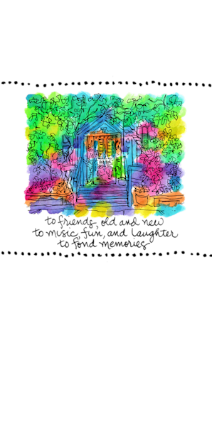 Red Bar Art | bharris Art, LLC