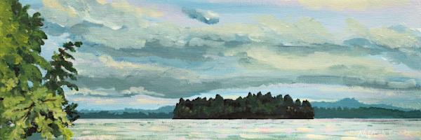'Oak Island' Art for Sale.