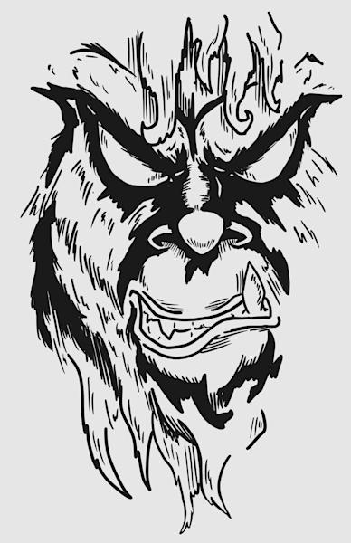 Beware The Bigfoot
