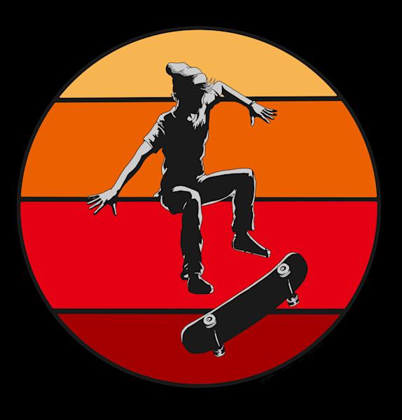 Skater Sundown