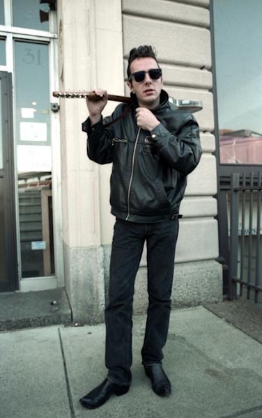 Joe Strummer 2 Art | East End Arts