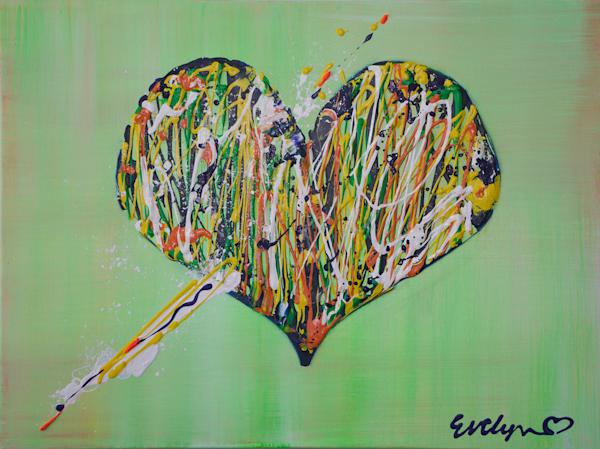Cupid's Splash Art | The HeArt Painter
