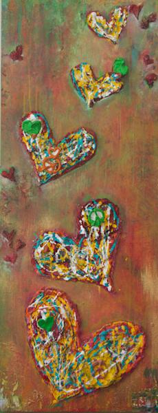 Five Plus Art | The HeArt Painter