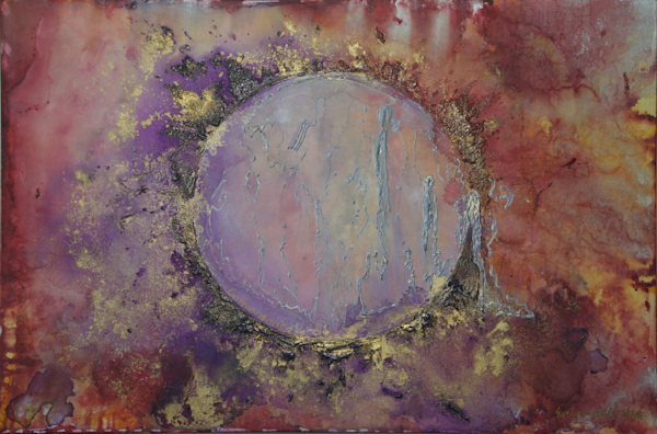 Convergence  Art | The HeArt Painter