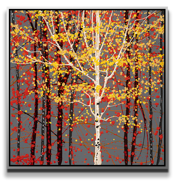 "Simon Bull Available Original Painting - ""A Good Year"""