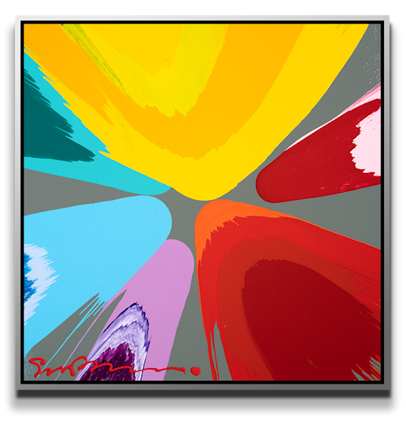 "Simon Bull Available Original Painting - ""Sun Up"""