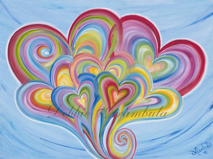 Interwoven Love