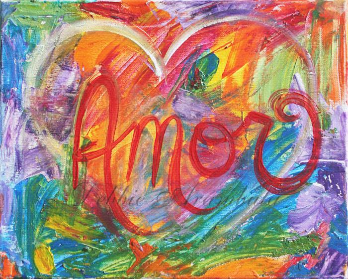 Amor Abstract