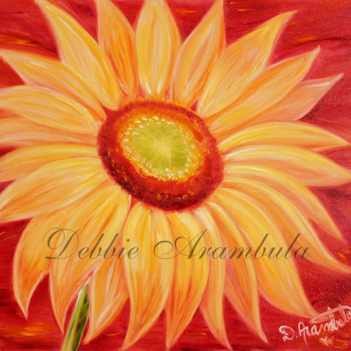 Rebirth of the Sunflower III