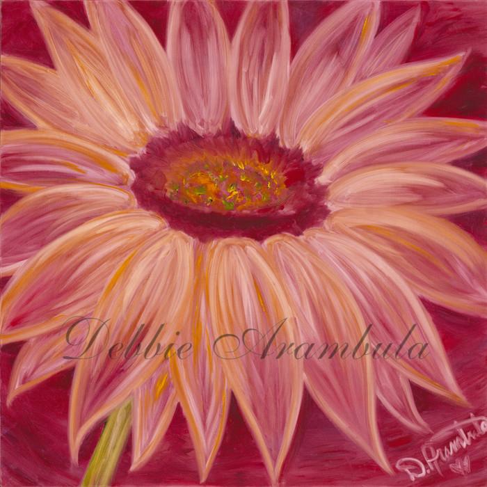 Rebirth of the Sunflower I