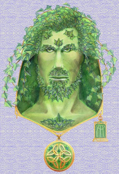 Ivy Green Man