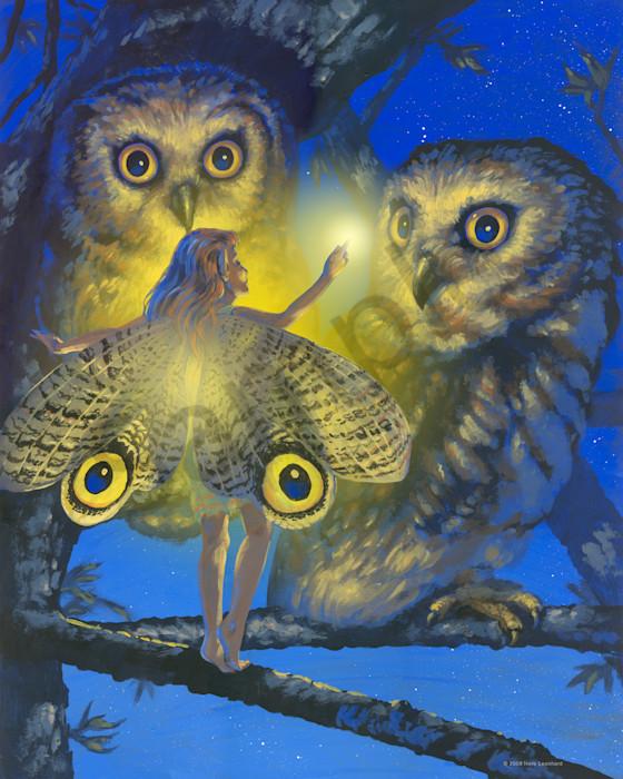 Owl Fae