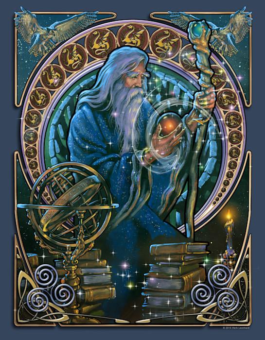 Merlin the Magiciian