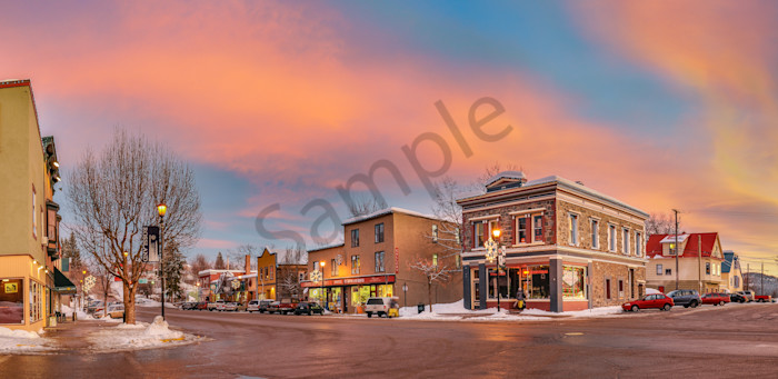 Old Town Rossland