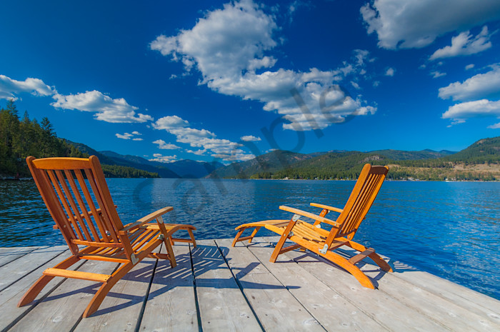 Christina Lake Chairs