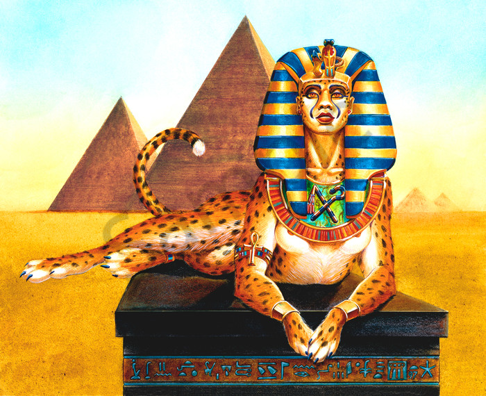 Golden Eyed Sphinx