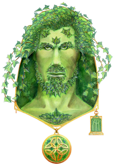 Ivy Green Man