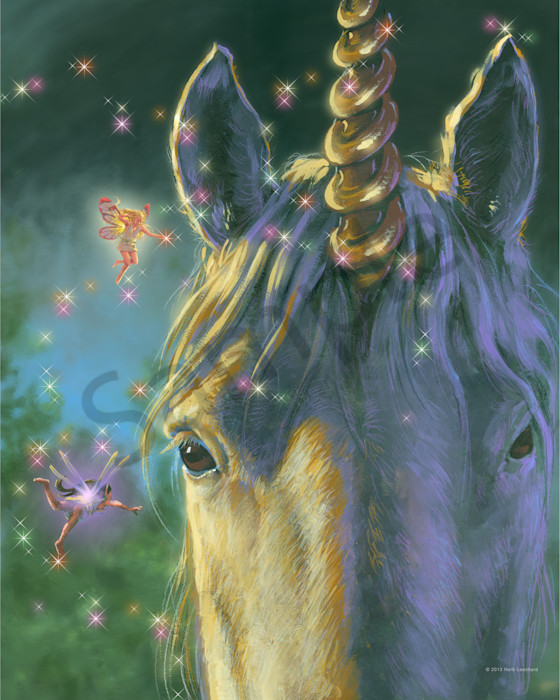 Unicorn and Faeries