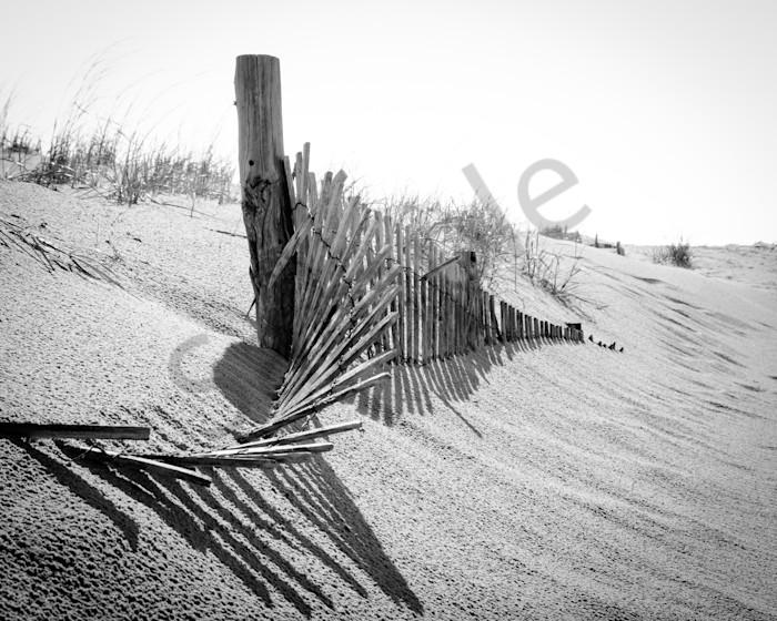 High Key Dunes Landscape Photo Wall Art by Landscape Photographer Melissa Fague