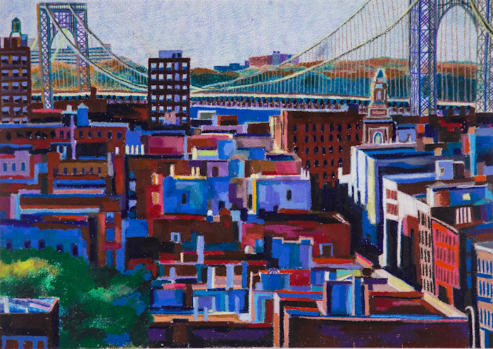 The George Washington Bridge Art Architecture and Painting