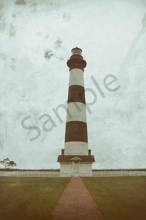 Bodie Lighthouse Landscape Photo Wall Art