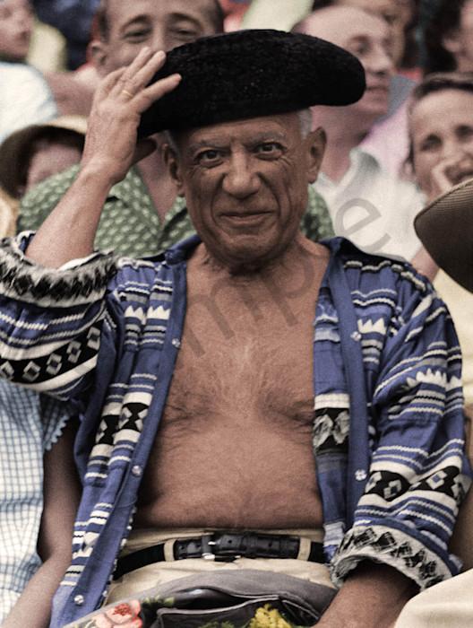 Pablo Picasso, Color