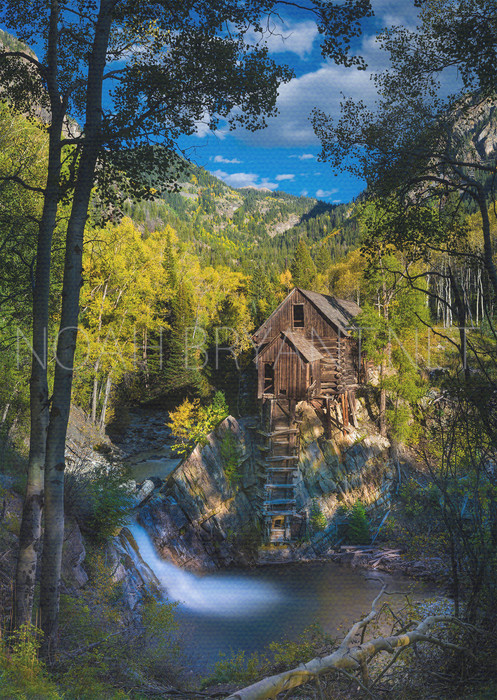 Crystal Mill - Noah Bryant