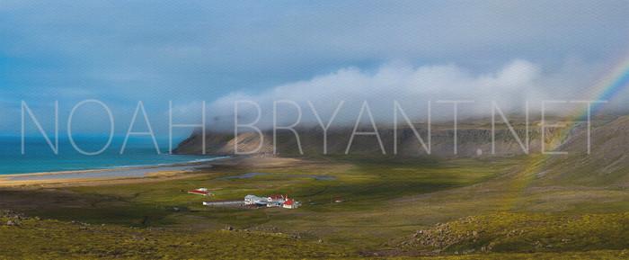 Breiðavík  - Noah Bryant