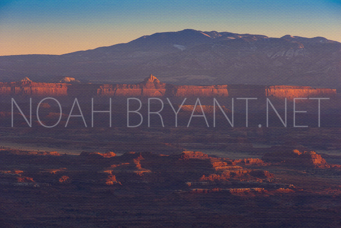 Canyonlands Sunset - Noah Bryant
