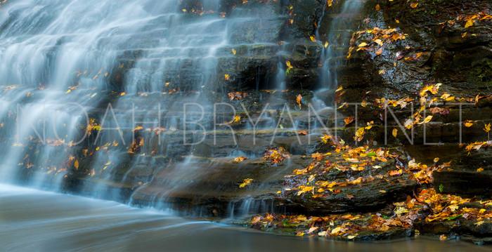 Cathedral Falls - Noah Bryant