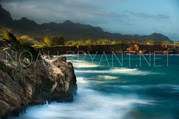 Makawehi Bluffs - Noah Bryant