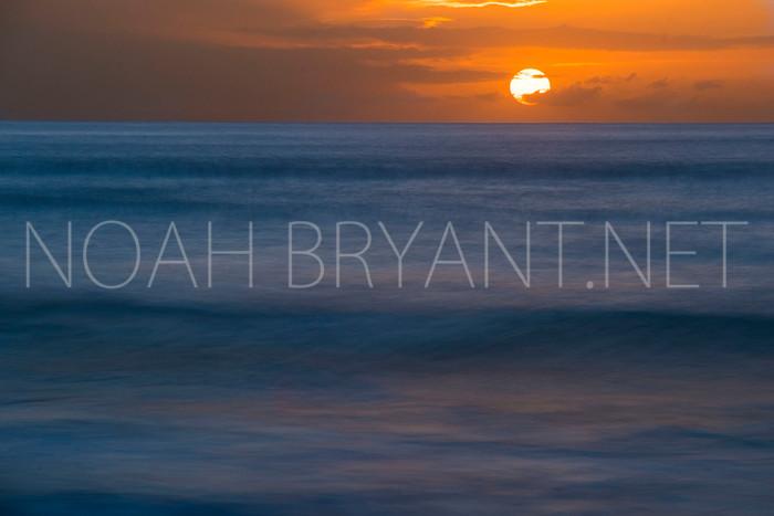 Pacific Sunset - Noah Bryant