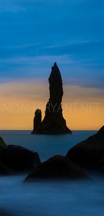 Reynisdrangar - Noah Bryant