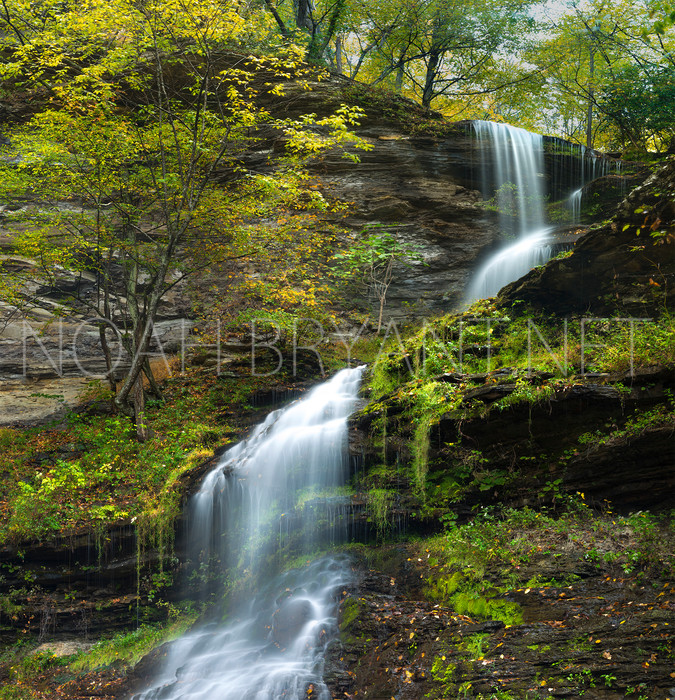 Image of Cathedral Falls by Noah Bryant