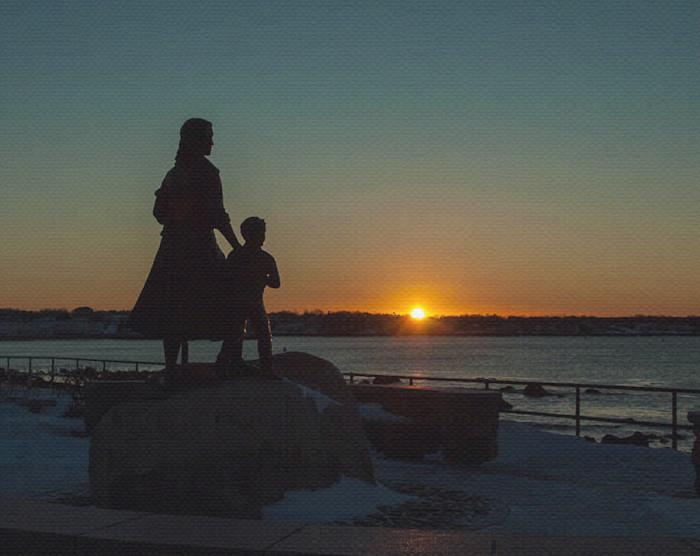 Fisherman's Wife Sunrise