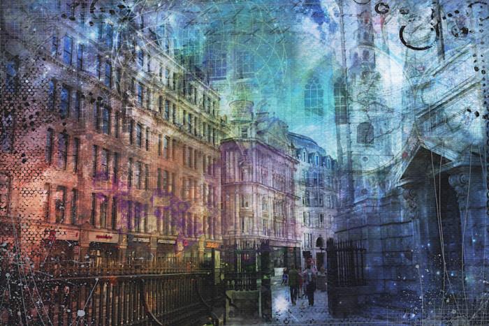 London Nights City Lights | Nicky Jameson