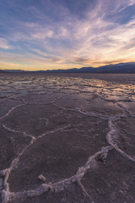 Badwater Salt Bath