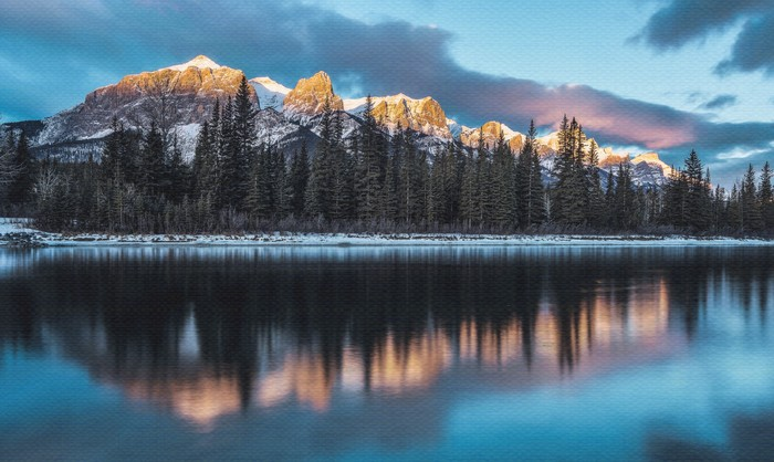 Canmore Glow