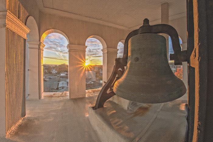 Bell Tower Sunrise
