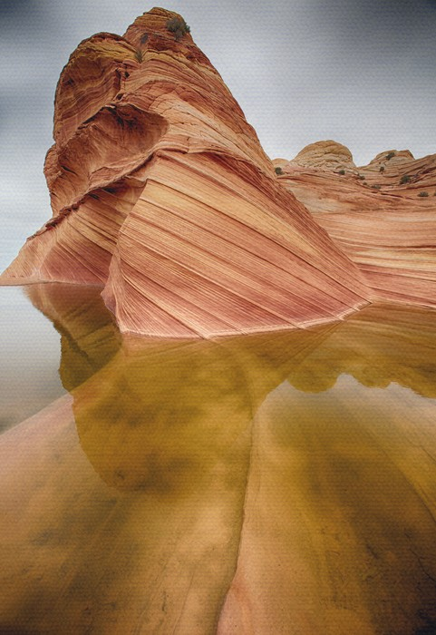 The Wave Serene | Douglas Sandquist Fine art photographs