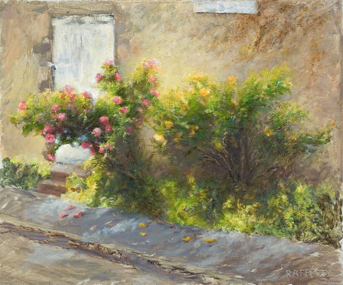 Argenton Roses - Fine Art Print