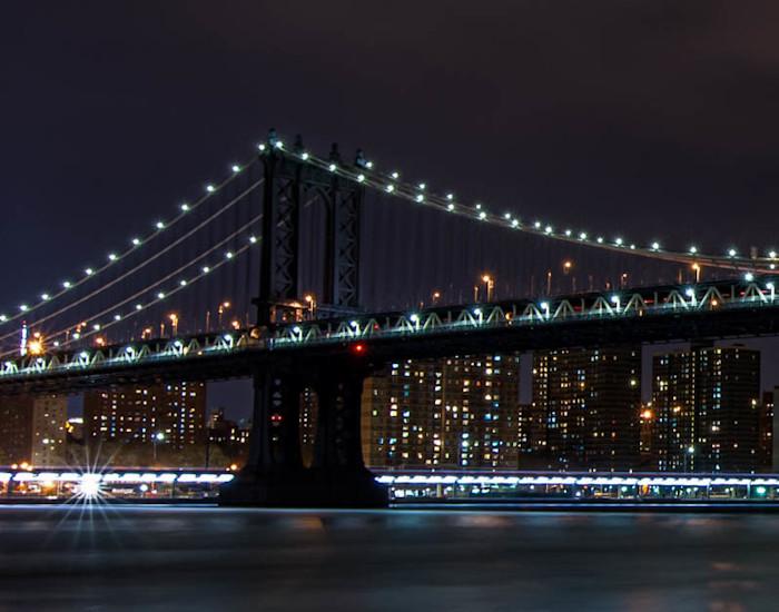 NYC lights