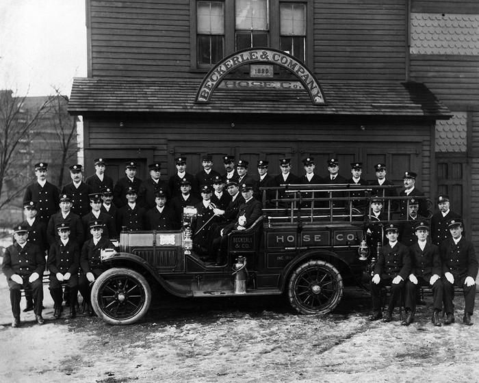 Beckerle Hose Fire House
