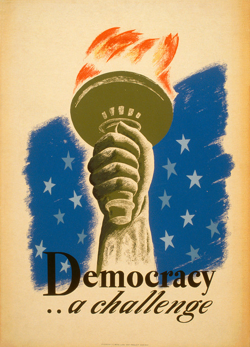Democracy ... A Challenge