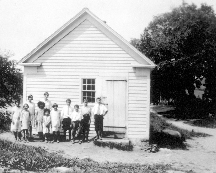 Wood Creek School House