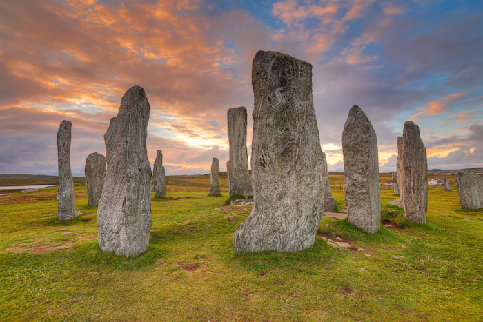 Standing Stones of Callanish Photograph for Sale as Fine Art.