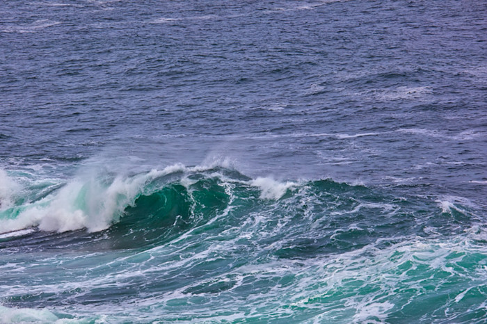 Tors Cove Wave II