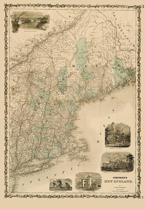 Johnson's New England